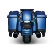 Prodloužení bočních kufrů Harley-Davidson