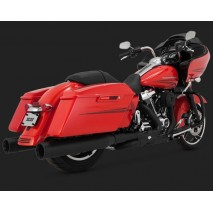 Vance & Hines Power Duals Black Výfuky Harley-Davidson