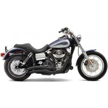 Cobra USA Speedster Short Výfuky Harley-Davidson