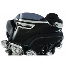 LED lišta na přední masku Harley-Davidson