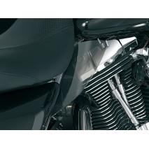 Deflektor pod sedlo Harley-Davidson