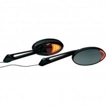 Zrcátka s LED blinkry Harley-Davidson