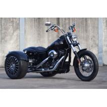 EML Trike kompletní kit Harley-Davidson Dyna