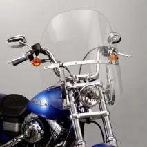 Čiré plexisklo SwitchBlade 2UP Harley-Davidson