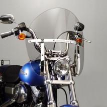 Kouřové plexisklo SwitchBlade Chopped Harley-Davidson