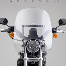 Čiré plexisklo Spartan Harley-Davidson