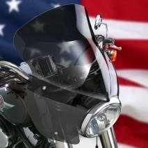 Kouřové plexisklo STINGER Harley-Davidson Dyna