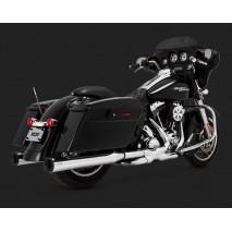 Chromovaný Vance & Hines výfuk ELIMINATOR 400 Harley Davidson