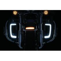 Tracer LED světlo do krytů nohou Harley-Davidson