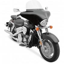 "Čiré plexisklo 9"" Memphis Shades pro Harley-Davidson"