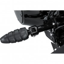 Adaptéry stupačky spolujezdce Harley-Davidson Softail