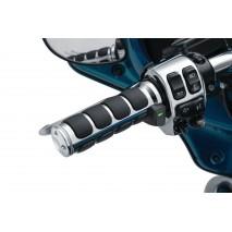 Vyhřívané ISO Gripy pro Harley-Davidson