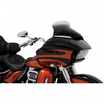 "GHOST 8,5"" plexisklo Harley-Davidson Road Glide"