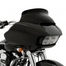 "DARK SMOKE 8,5"" plexisklo Harley-Davidson Road Glide"