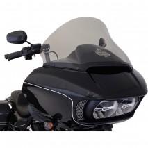 Lehce kouřové plexisklo Harley-Davidson Road Glide