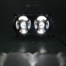 Hlavní LED světlomet Harley Davidson ROAD GLIDE