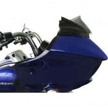 "Super Low kouřové plexisklo 6"" Harley-Davidson Road Glide"