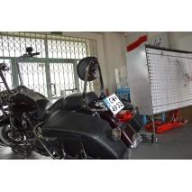 Opěrka spolujezdce Harley-Davidson Touring