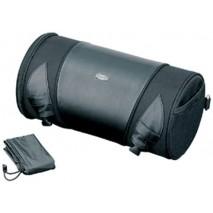 Cestovní taška na nosič - válcový tvar