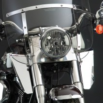 Chromované deflektory Harley-Davidson