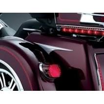 Chromovaná ozdoba kapoty Harley-Davidson TRIKE