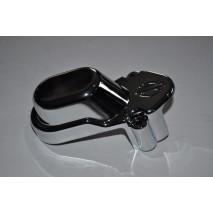 Chromované kryty osky zadního kola Harley Davidson Sportster