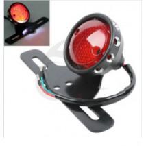 Koncové černé LED světlo - univerzální