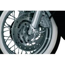 Ozdobný kryt šroubu osy kol s čepelemi Willie G. Skull Harley Davidson
