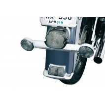 Světelná rampa pro zadní blinkry