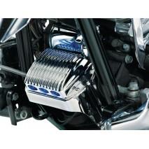 Chromovaný kryt regulátoru Harley-Davidson