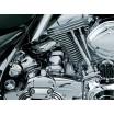 Chromovaný kryt startéru Harley-Davidson