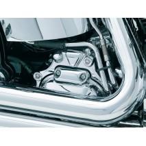 Chromovaný kryt převodovky Harley Davidson Softail