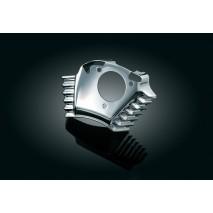 Chromovaný kryt servo motoru ovládání plynu Harley Davidson